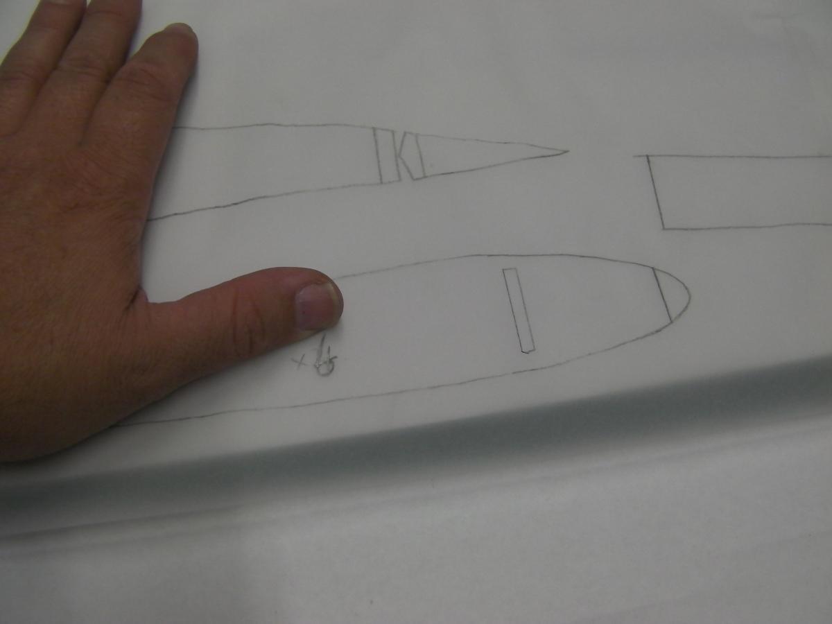 Spacewalker scratch built depron foam  - WattFlyer RC