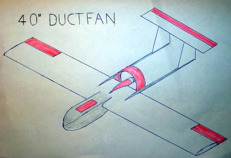 A low power ducted fan - WattFlyer RC Electric Flight Forums