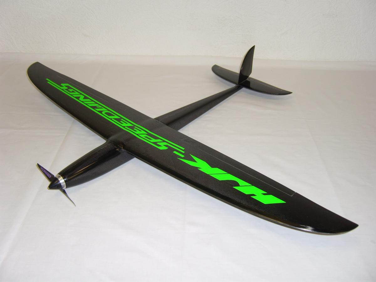 New F5D Hotliner and Pylon from Germany - WattFlyer RC Electric