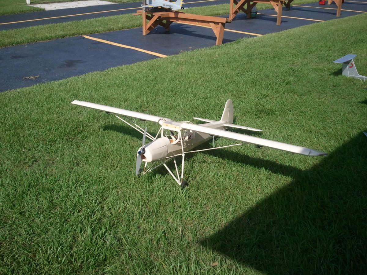 70 Inch Ws Kit Built Fiesler Storch Conversion To Electric Old Airtronics Servos Wattflyer Rc Flight Forums Discuss Radio Control Eflight
