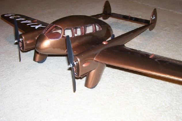Guillow's Model Builders Forum • View topic - Guillows Edge 540 rc