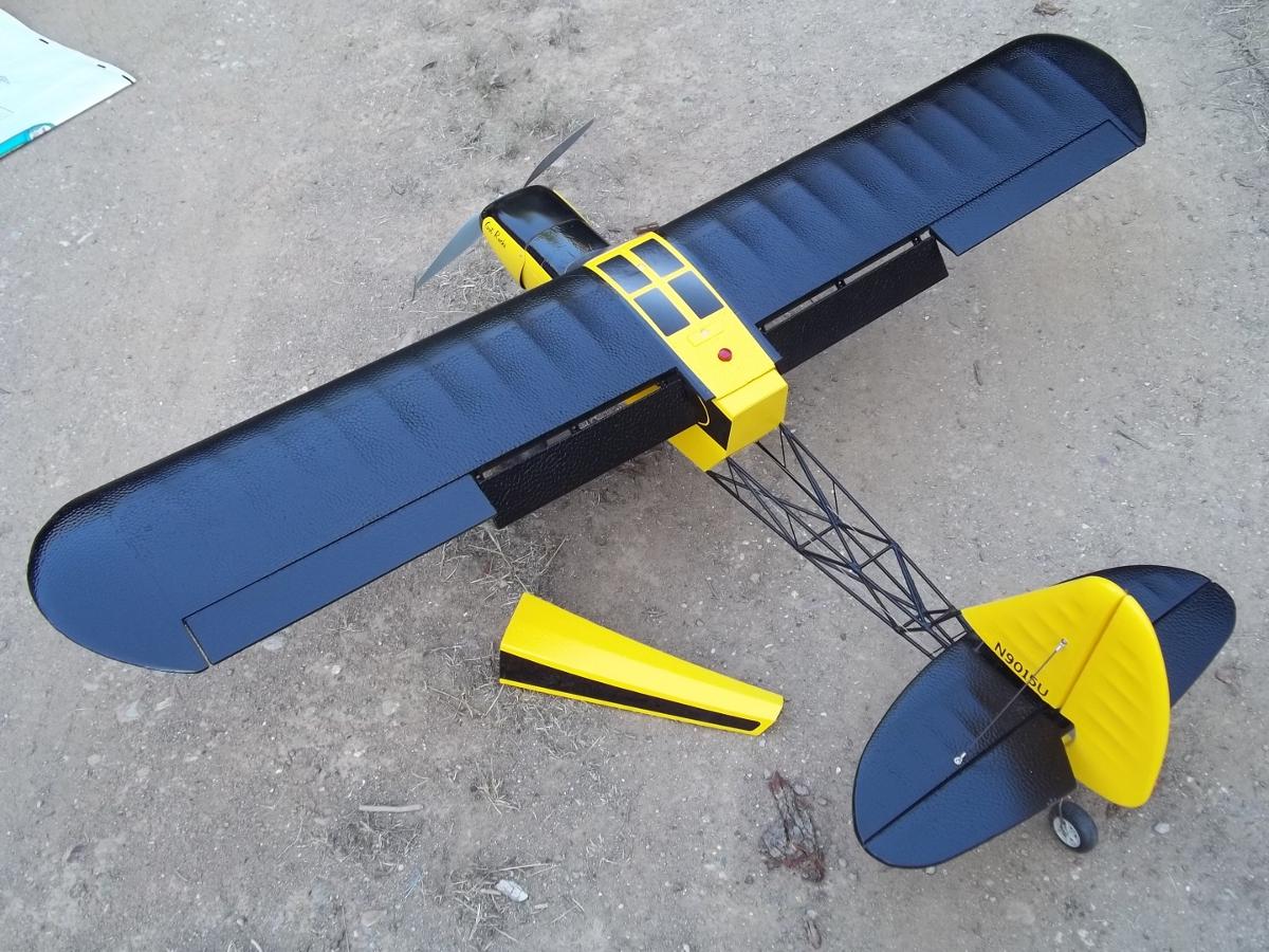 I wanna build a bush plane - what's it take? - WattFlyer RC Electric