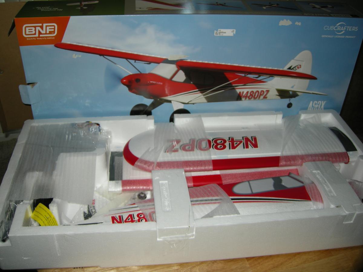 Parkzone Sport Cub - WattFlyer RC Electric Flight Forums - Discuss