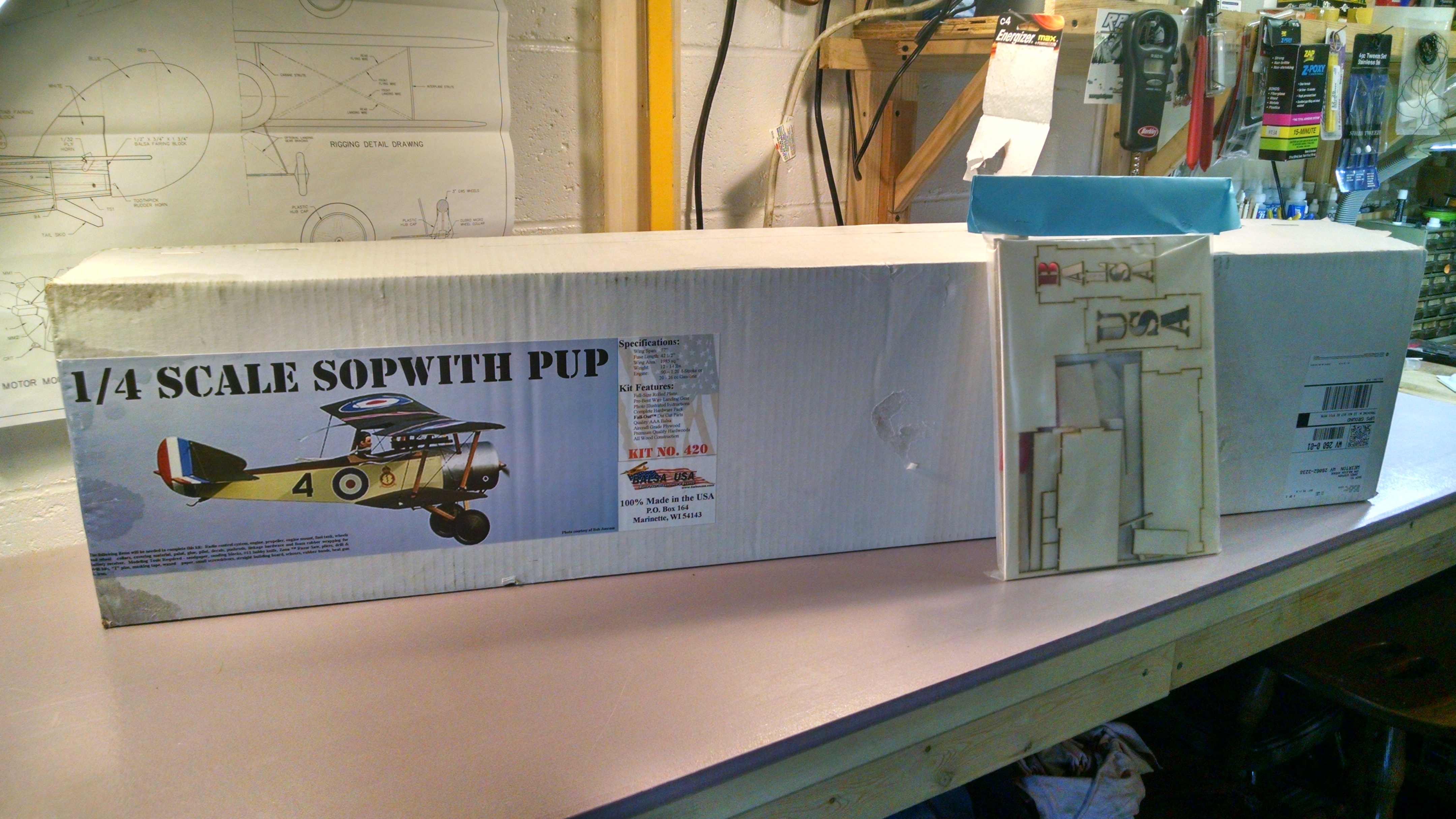1 4 Scale Sothwith Pup Conversion Wattflyer Rc Electric Flight Old Airtronics Servos Forums Discuss Flying Jim Is Offline