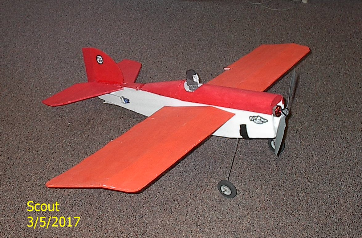Scratchbuilt Foamies Page 174 Wattflyer Rc Electric