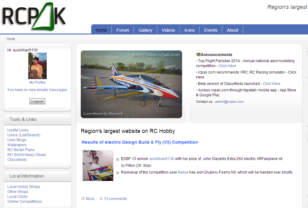 General Aviation Forums