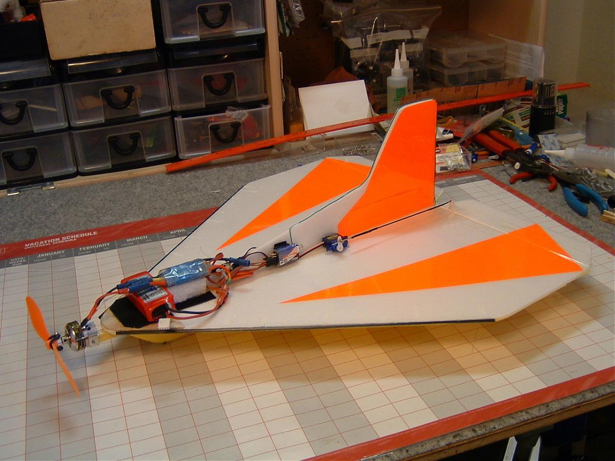 foam board rc plane plans pdf
