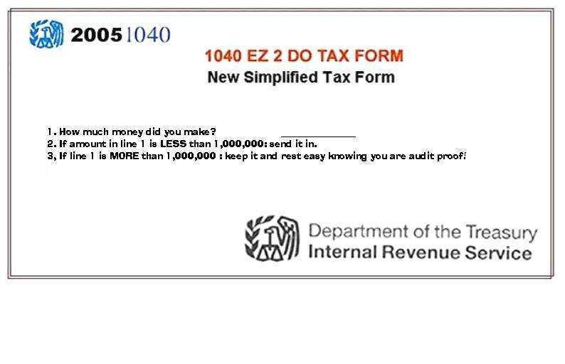 New Simplified Irs 1040ez Tax Form Wattflyer Rc Electric Flight
