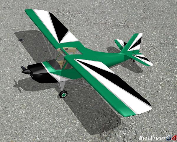 SIG Citabria Electrified - WattFlyer RC Electric Flight