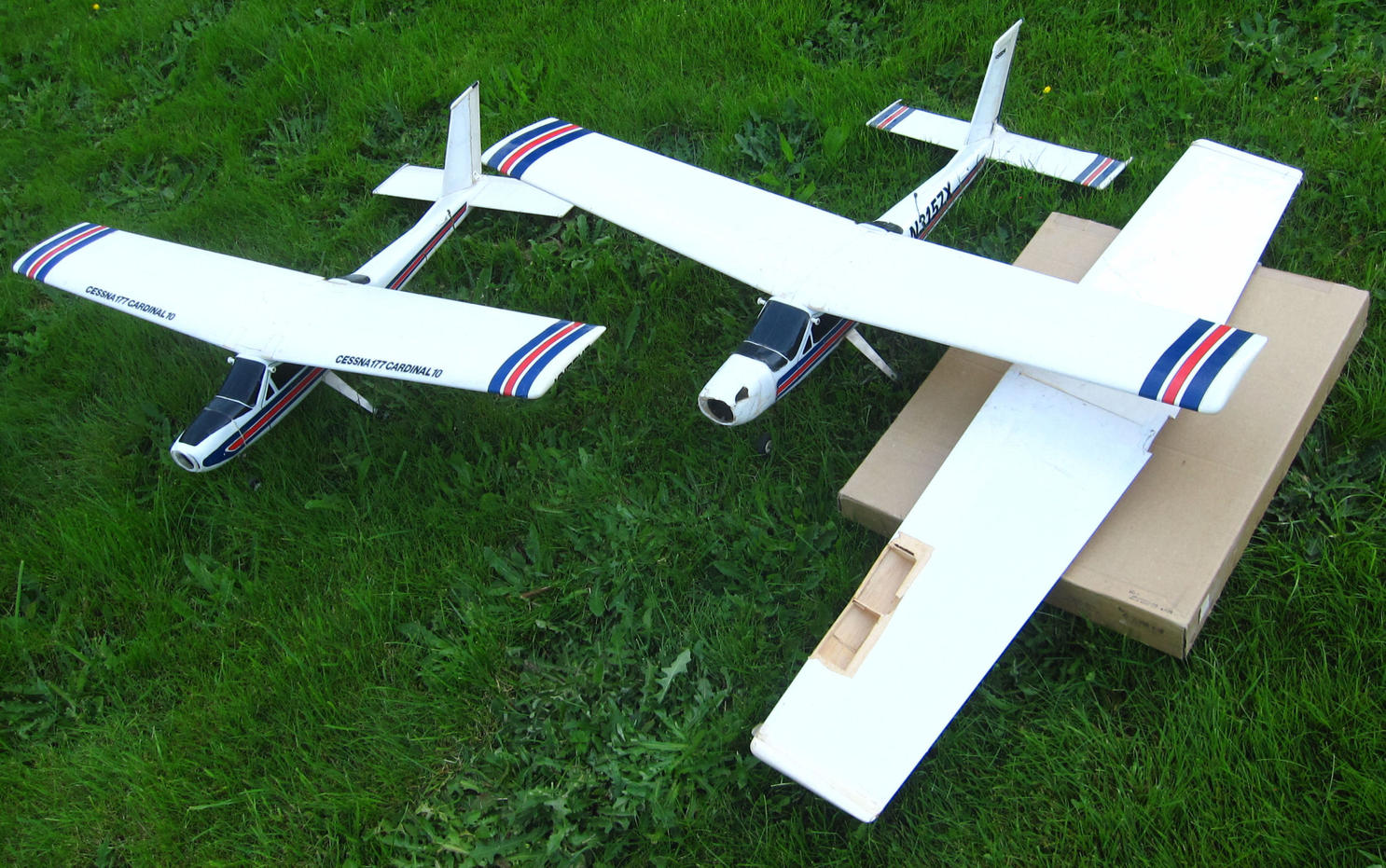 Name:  Kyosho Cessna 177.jpg