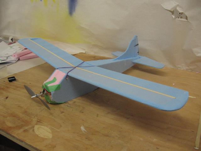 DHC-2_Beaver_Build_-_Front_1