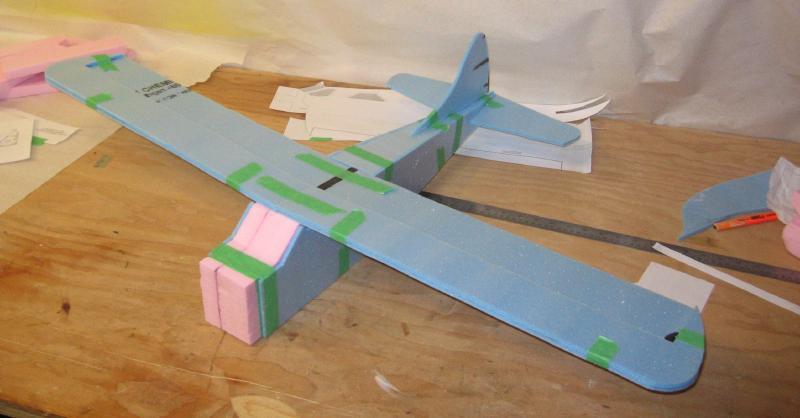 DHC-2_Beaver_Build_-_Front_Mockup_1