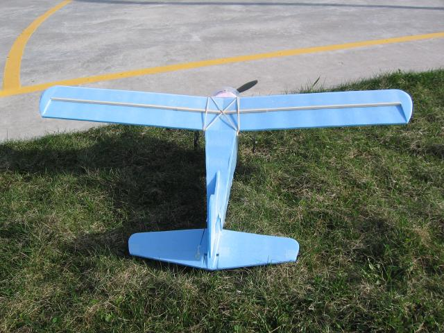 DHC-2_Beaver_Maiden_-_Rear_1