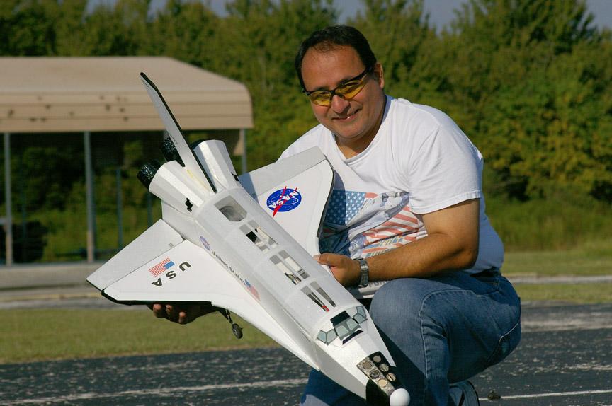 Heavily Modified EJF RC Space Shuttle EDF - Wattflyer Gallery